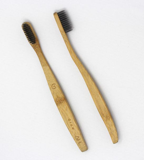 Grow Eco Friendly Wooden Toothbrush by Authentic House at Nurture Collective