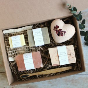 Gift Box of Love for Mamas at Nurture Collective Eco Friendly Products by Authentic House at Nurture Collective
