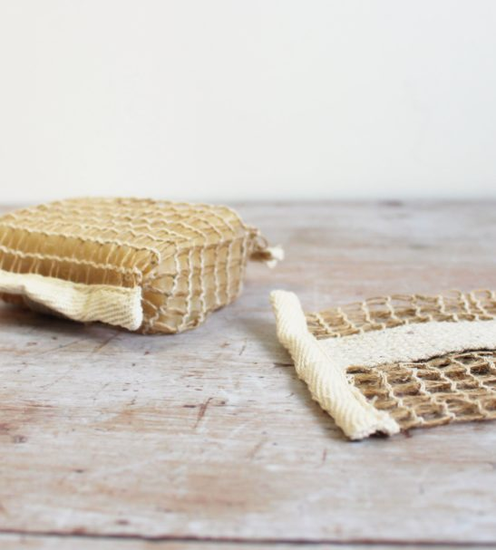 Soap Bag Square Eco friendly Products by Authentic House at Nurture Collective