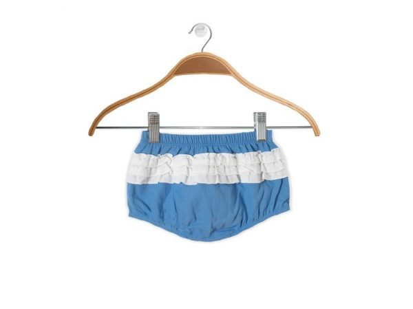 shorts gigil blue lagoon by Peter Jo at Nurture Collective
