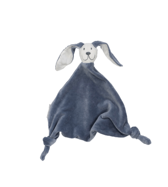 Midnight Bunny Organic Comforters by Little Earth Baby at Nurture Collective