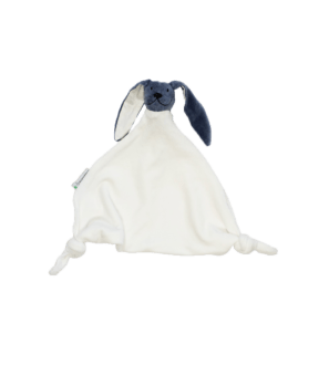 Moonlight Bunny Organic Comforters by Little Earth Baby at Nurture Collective
