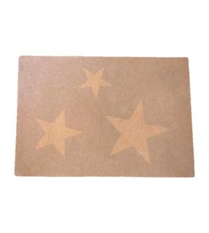 Star Playmat – Tree foam by Little Earth Baby at Nurture Collective