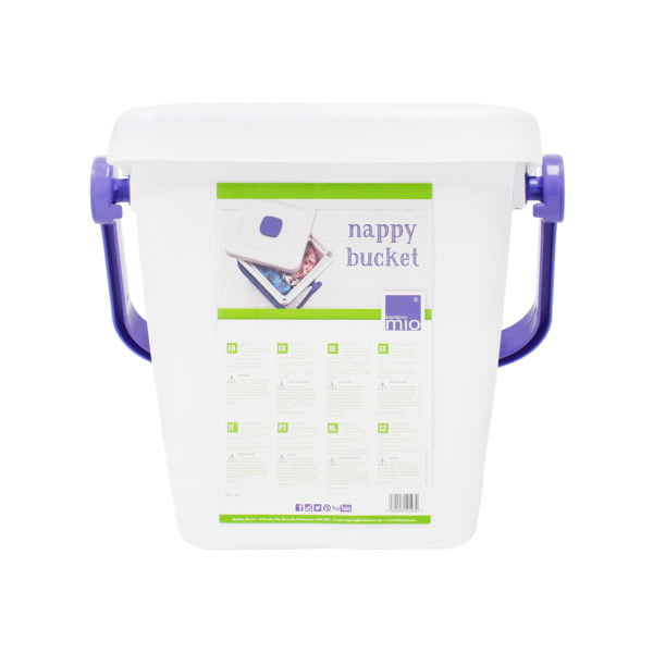 BAMBINO MIO NAPPY BUCKET at Nurture Collective