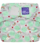 BAMBINO MIO MIOSOLO ALL-IN-ONE REUSABLE NAPPY, Snail Surprise at Nurture Collective