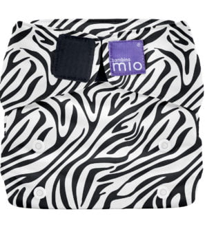 *NEW* BAMBINO MIO MIOSOLO ALL-IN-ONE REUSABLE NAPPY, SAVANNA STRIPES
