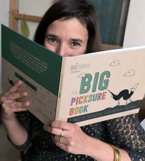 The Big Picksure Book at Nurture Collective