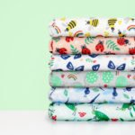 Bambino Mio Miosolo all in one Nappys Bugs Life Nappy Stack at Nurture Collective
