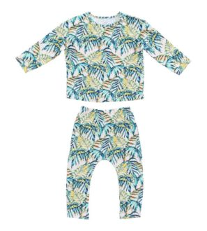 Hunter + Boo Pyjama Set - Palawan at Nurture Collective