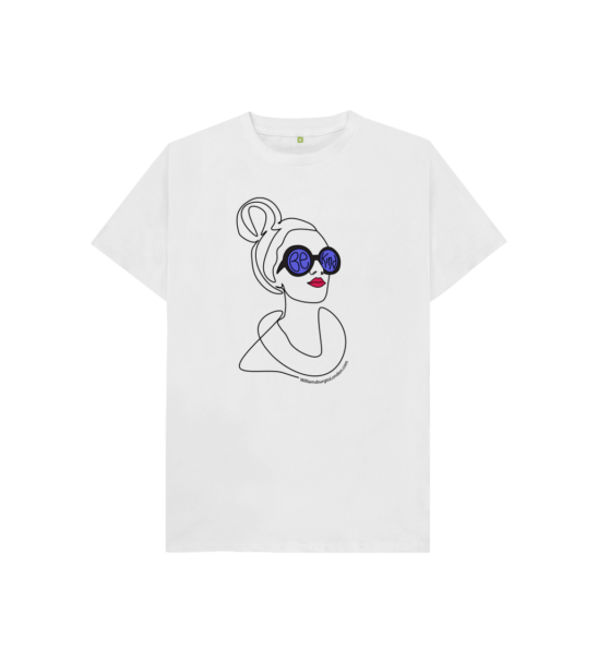 Be Kind Organic T-shirt for Kids by Williamsburg to London at Nurture Collective