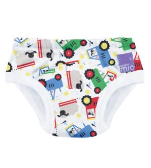Farmer Friends Potty Training Pants by Bambinomio at Nurture Collective
