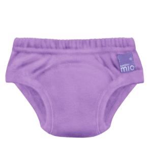 Lilac Potty Training Pants by Bambinomio at Nurture Collective