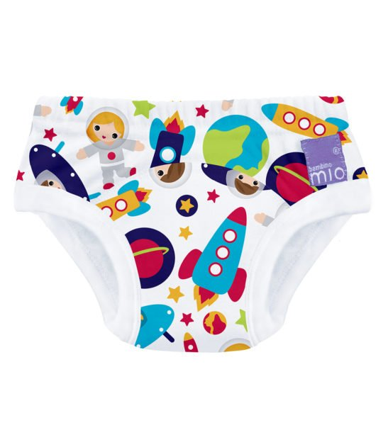 Outer Space Potty Training Pants by Bambinomio at Nurture Collective