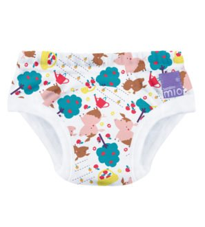 Puddle Pigs Potty Training Pants by Bambinomio at Nurture Collective