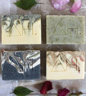 Authentic House soaps at Nurture Collective