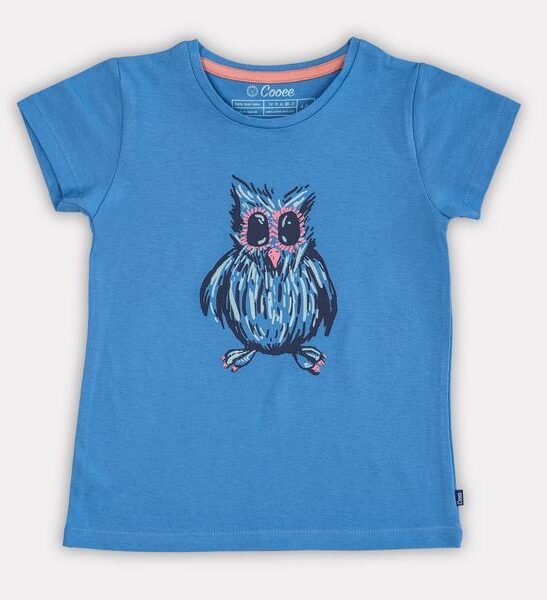 Night Owl T-Shirt- Unisex by Cooee Kids at Nurture Collective