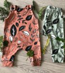 Foliage Romper by Little Drop at Nurture Collective