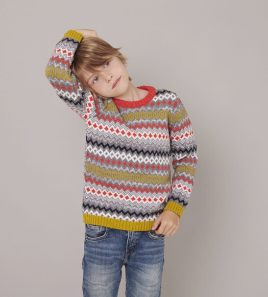 The Day Dreamer Jumper in Charcoal by The Faraway Gang at Nurture Collective