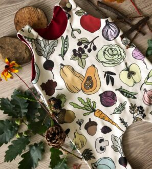 Home Grown Romper by Little Drop at Nurture Collective
