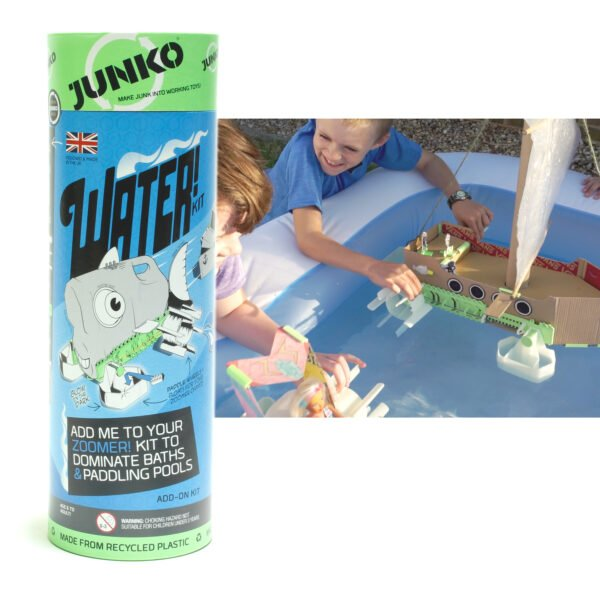 JUNKO Water! Boat Kit by Junko at Nurture Collective