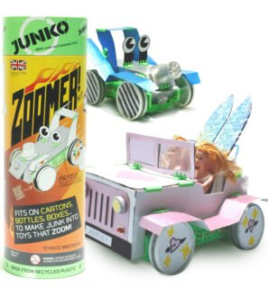 JUNKO Car Zoomer! Kit by Junko at Nurture Collective