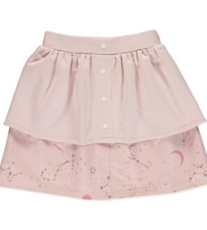 Skirt Aquila in Pink by Peter Jo at Nurture Collective