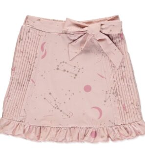 Norma Skirt in Pink by Peter Jo at Nurture Collective