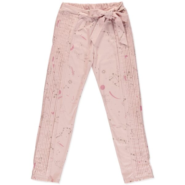 Pants Aquarius in Pink by Peter Jo at Nurture Collective