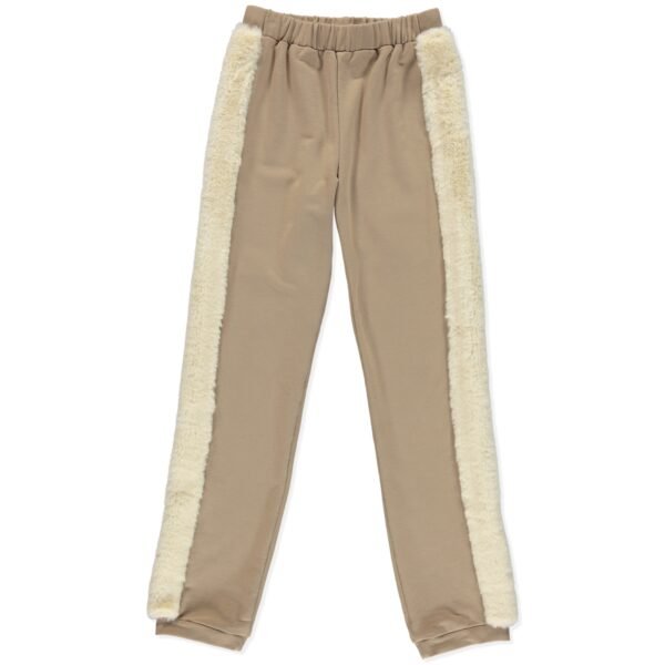Pants Horologium in Brown by Peter Jo at Nurture Collective