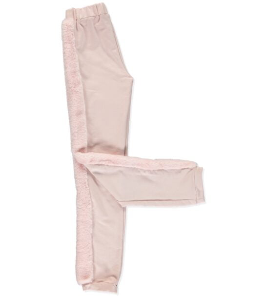 Side of Pants Horologium in Pink by Peter Jo at Nurture Collective