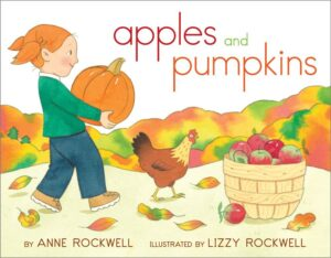 Apples and Pumpkins book for Nurture Collective Blog
