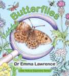 Little Nature Explorers Book - Butterflies by Emma Lawrence at Nurture Collective