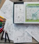 colour in cards by Emma Lawrence at Nurture Collective