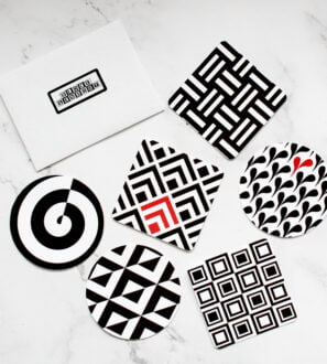 Multi-use sensory pattern stickers by Block Sensory at Nurture Collective