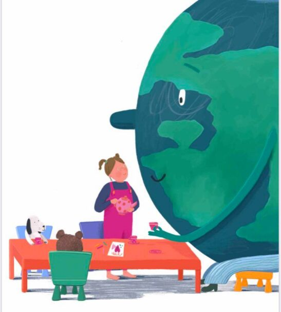 'Rupert and Pip's Yoga Adventures: Lets go ECO!' Book at Nurture Collective