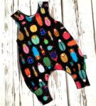 Bugs Life Romper by Maebelle & Bo at Nurture Collective