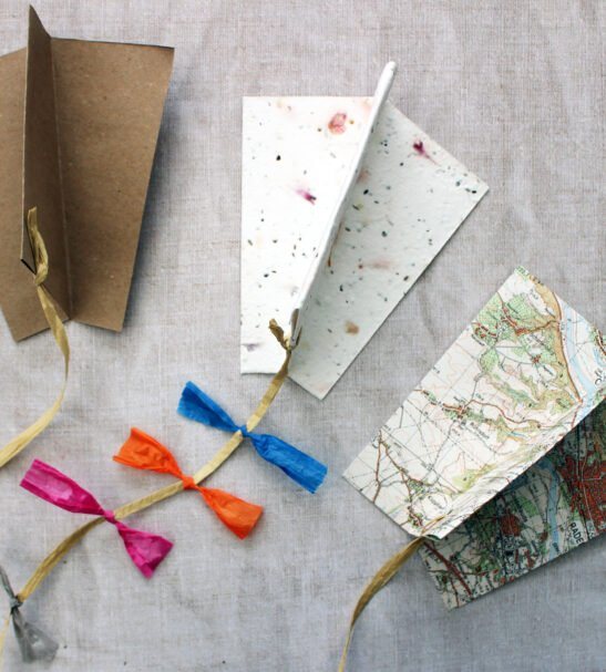 Decorate and Assemble your own Paper Kites by Paper Party Bag Shop at Nurture Collective