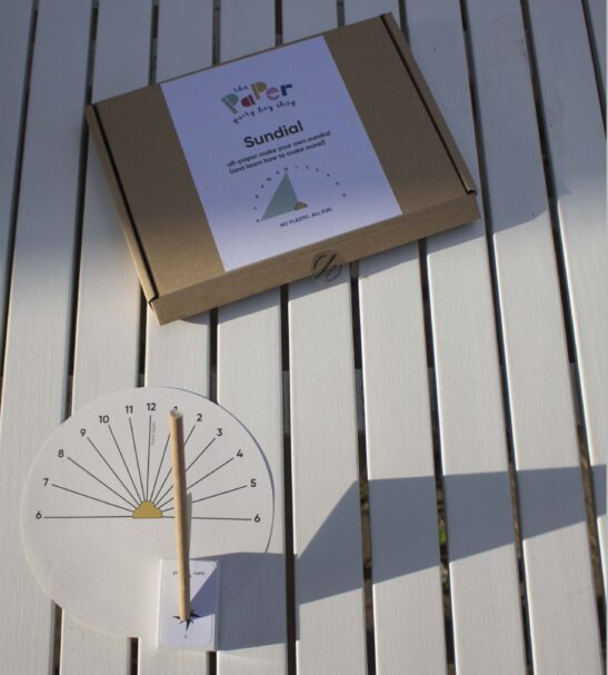 Sundial Paper by Paper Party Bag Shop at Nurture Collective