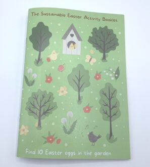 Easter Activity Booklet for kids by Helpful Kids at Nurture Collective