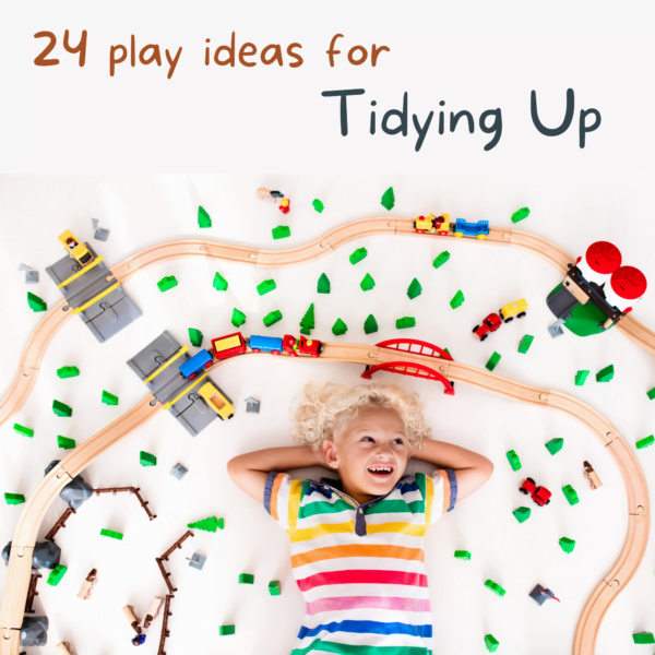 Tidying Up Games (Digital Download) by Helpful Kids at. Nurture Collective