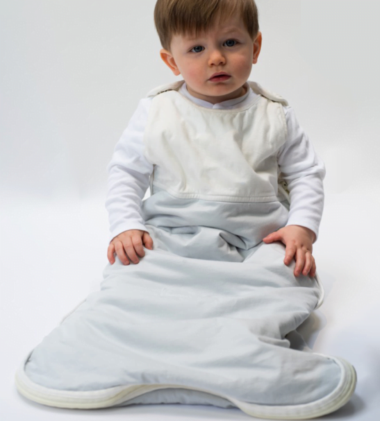 All-season baby bamboo sleeping bags - simple by Pure Earth Collection at Nurture Collective