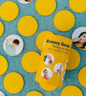 Matching Pairs Game - Feelings & Emotions by Educational Advantage. at Nurture Collective