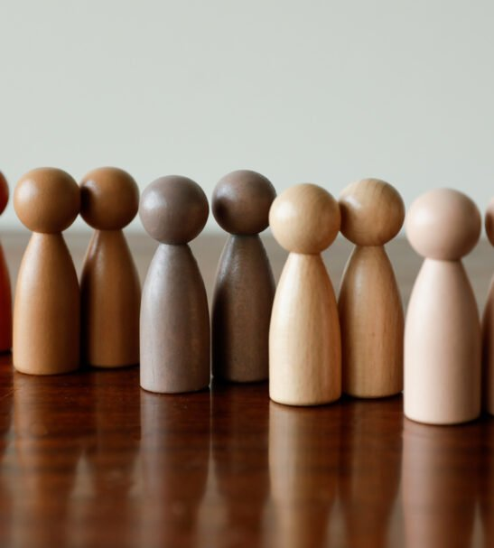 Peg people of the world by Educational Advantage at Nurture Collective