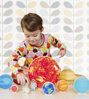 Travelling In Space by Educational Advantage at Nurture Collective