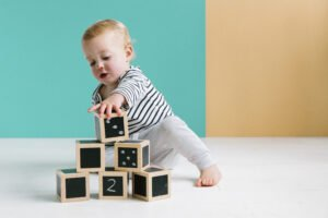 Fun With Chalk Wooden Cubes by Educational Advantage at Nurture Collective