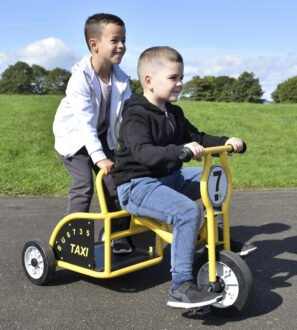 Wisdom Taxi Trike by Educational Advantage at Nurture Collective