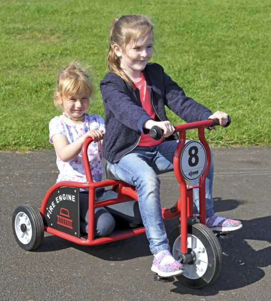 Wisdom Fire Engine Trike by Educational Advantage at Nurture Collective