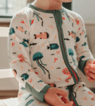Zipster Under the Sea Baby Grow at Nurture Collective