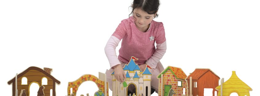 Happy Architect Fairy Tales set by Educational Advantage at Nurture Collective