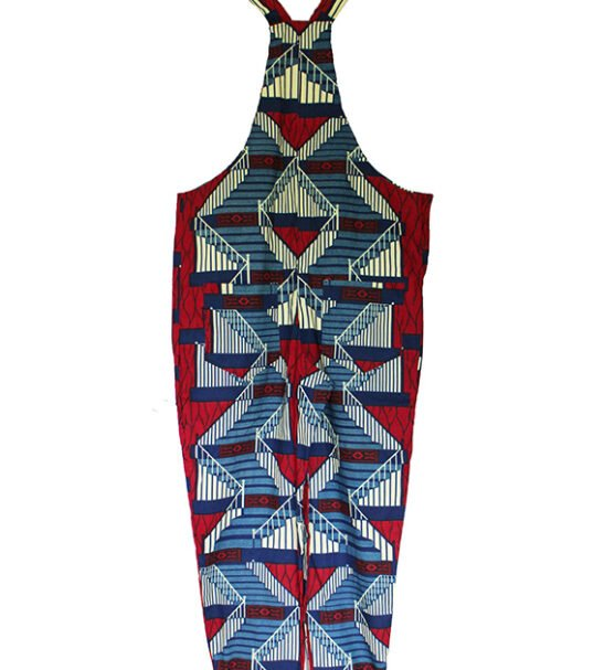 Adult Dungarees - Staircase by Amamama at Nurture Collective